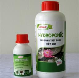 Dung dịch Thủy canh Hydroponic 500ml